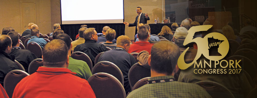 2017 Minnesota Pork Congress Seminars