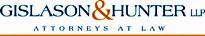 Gislason and Hunter logo